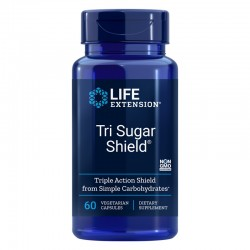 Tri Sugar Shield (60 capsule), LifeExtension
