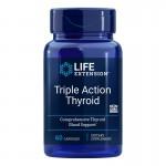 Triple Action Thyroid (60 capsule), LifeExtension