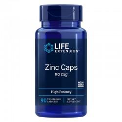 Zinc 50 mg (90 capsule), LifeExtension