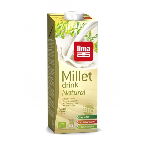 Lapte de mei bio (1 L), Lima
