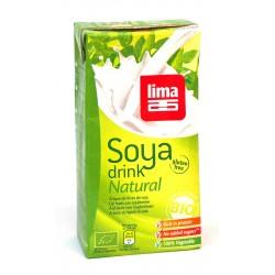 Lapte de soia bio (500 ml), Lima