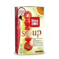 Supa de rosii cu hrisca bio (1 litru), Lima