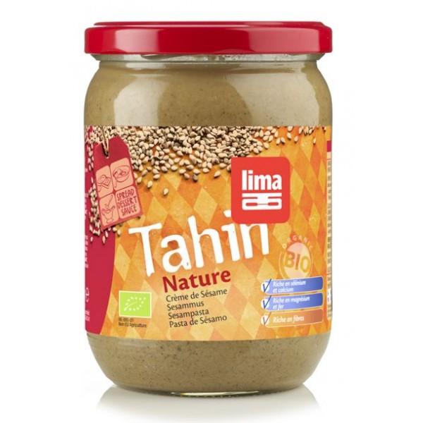 Tahini din susan integral bio (225 grame), Lima