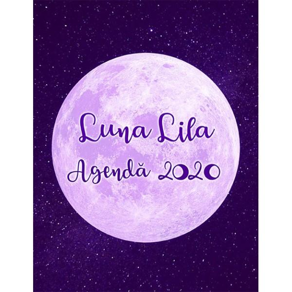Agenda Luna Lila 2020
