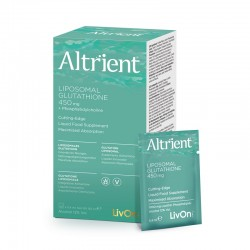 Altrient Glutathione 450mg (30 pliculete) Formulare Lipozomala