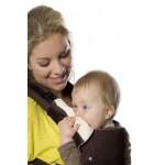 Protecții bretele - Manduca FumBee Brown