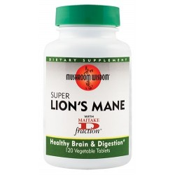 Super Lion's Mane (120 tablete)