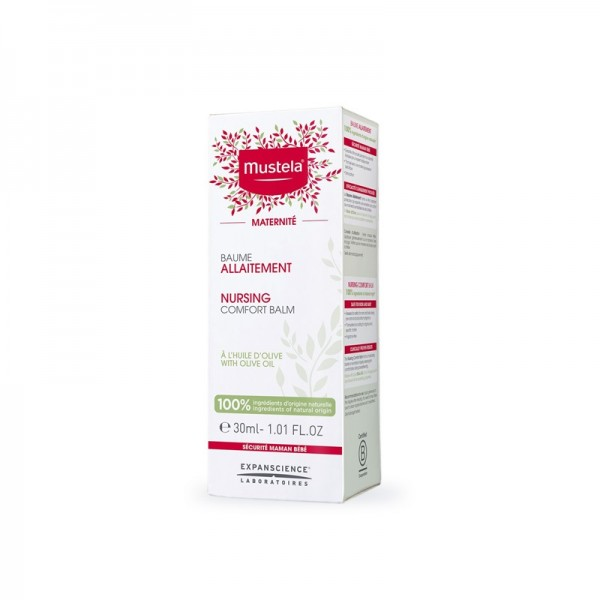 Maternitate Balsam Bio pentru alaptare (30 ml), Mustela