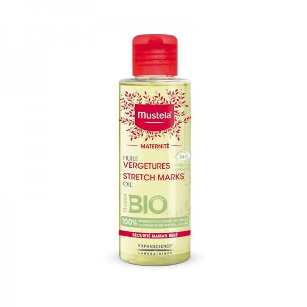 Maternite Ulei BIO antivergeturi (105 ml), Mustela