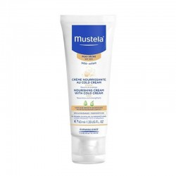 Crema nutritiva cu cold cream (40 ml), Mustela