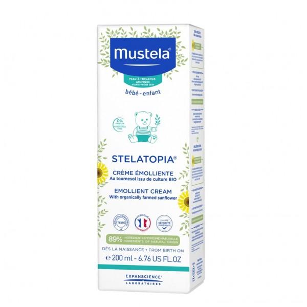 Stelatopia Crema emolienta (200 ml), Mustela