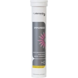 Immuneed effervescent (lemon) (20 tablete)