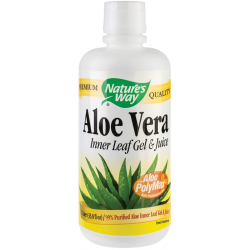 Aloe Vera gel & Juice cu Aloe Polymax (1000ml)