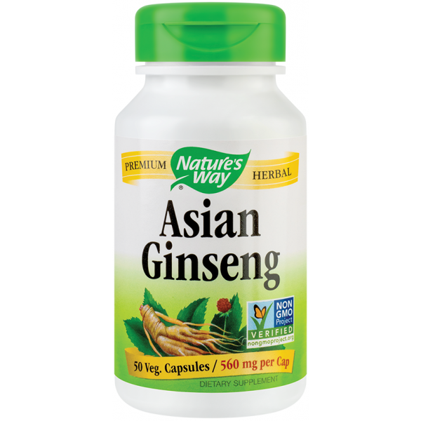 Ginseng Korean (50 capsule)