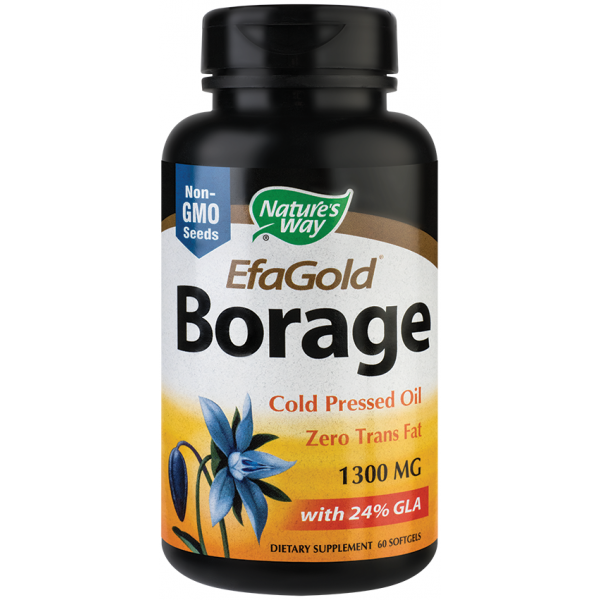 Borage EfaGold 1300mg (60 capsule)