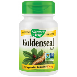 Goldenseal (30 capsule), Nature's Way