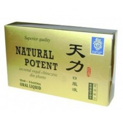 Natural Potent (6 fiole)
