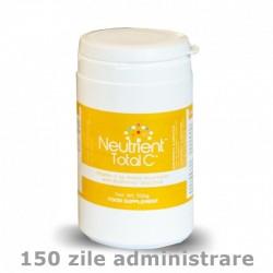 Vitamina C pulbere 1000mg - Neutrient Total C (150g)