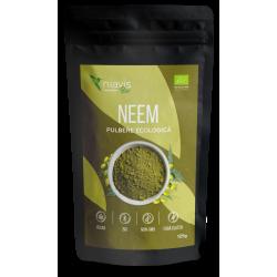 Neem Pulbere Ecologica BIO (125 grame)