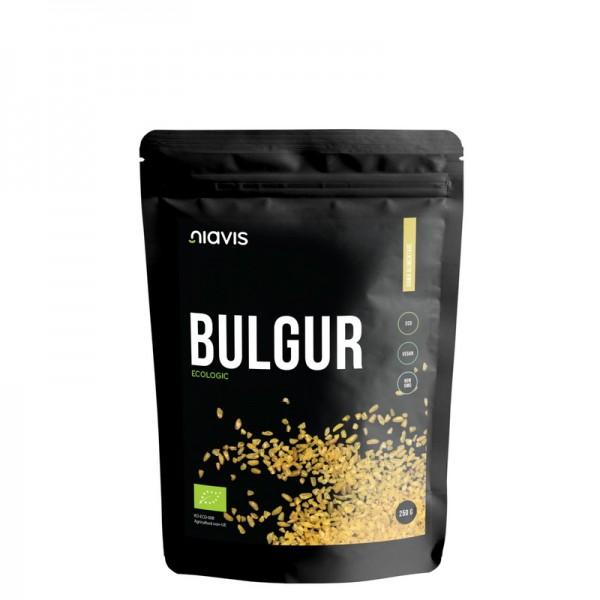Bulgur ecologic/BIO (250 grame), Niavis