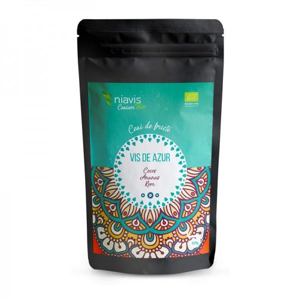 "Ceai ecologic/BIO ""Vis de Azur"" (50 grame), Niavis"