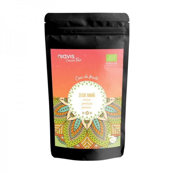 "Ceai ecologic/BIO ""Zi de Vara"" (50 grame), Niavis"