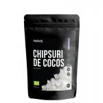 Chipsuri de cocos RAW ecologice (125 grame), Niavis