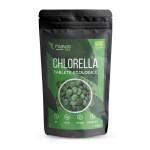 Chlorella tablete ecologice/BIO (125 grame), Niavis