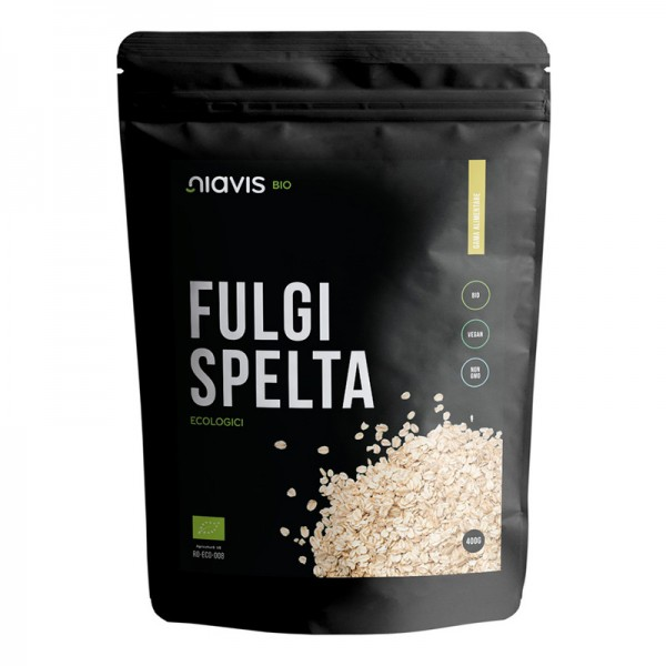 Fulgi spelta ecologici/BIO (400 grame), Niavis