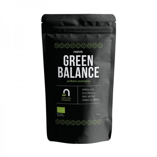 Green Balance - Mix ecologic (125 grame), Niavis