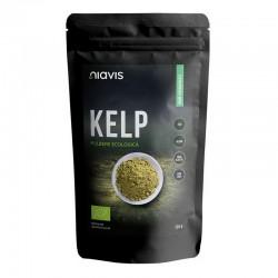 Kelp pulbere ecologica/BIO (125 grame), Niavis