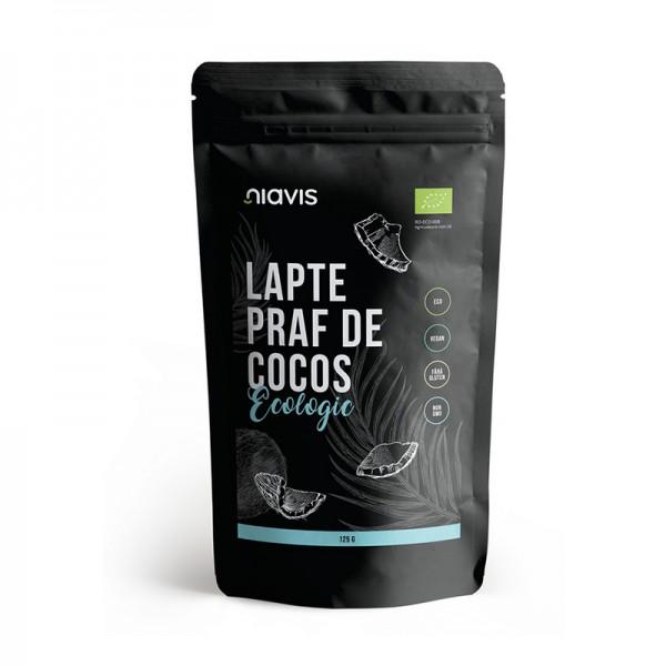 Lapte praf de cocos ecologic/BIO (125 grame), Niavis