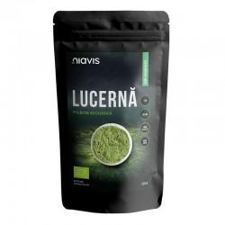 Lucerna pulbere ecologica/BIO (125 grame), Niavis