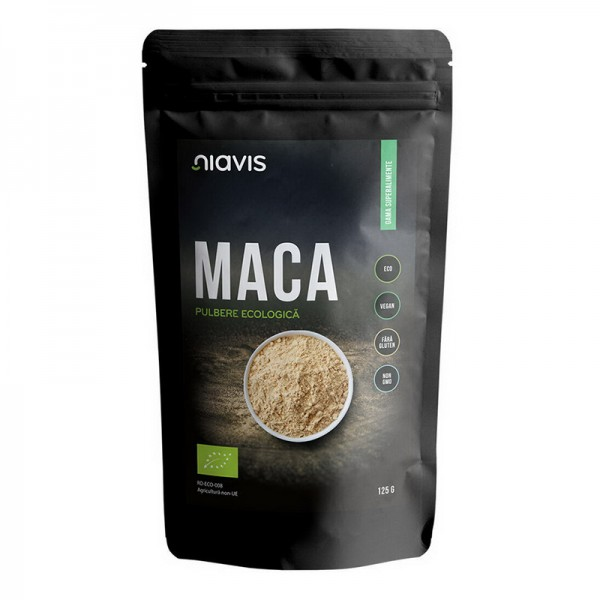 Maca Pulbere Ecologica BIO (125 grame)