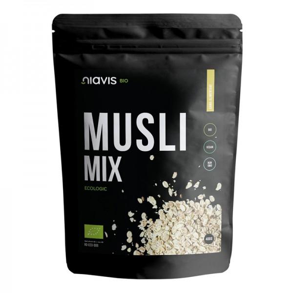 Musli Mix ecologic/BIO (400 grame), Niavis