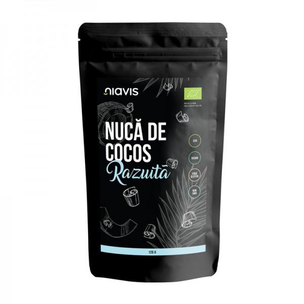 Nuca de cocos razuita ecologica/BIO (125 grame), Niavis