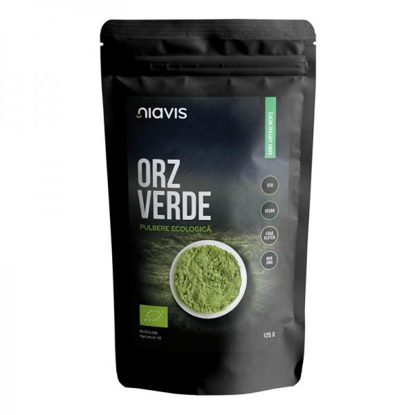 Orz Verde Pulbere Organica (Bio) (125 grame)