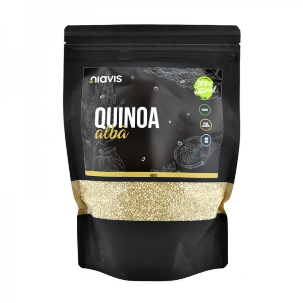 Quinoa alba (500 grame), Niavis