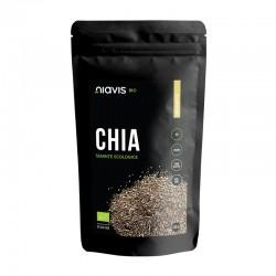 Seminte de Chia ecologice/BIO (125 grame), Niavis