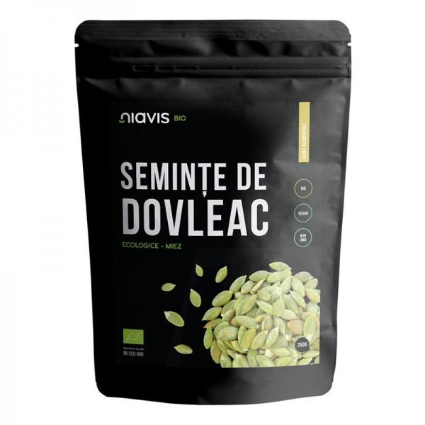 Seminte de dovleac ecologice/BIO (250 grame), Niavis