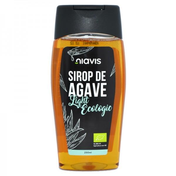Sirop de agave light ecologic/BIO (250ml/350 grame), Niavis