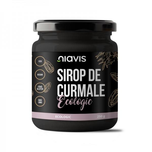 Sirop de curmale ecologic/BIO (250 grame), Niavis