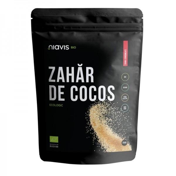 Zahar de cocos ecologic/BIO (250 grame), Niavis