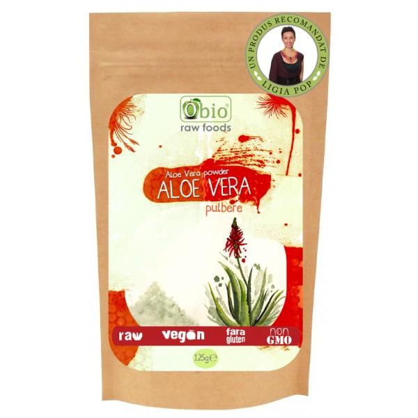 Aloe vera pudra (125 grame)