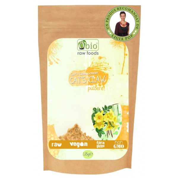 Cat's claw pulbere (125 grame)