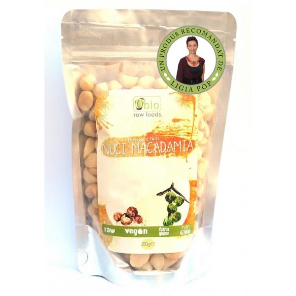 Nuci macadamia (250g)