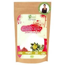 Rhodiola rosea pulbere raw (125 grame)