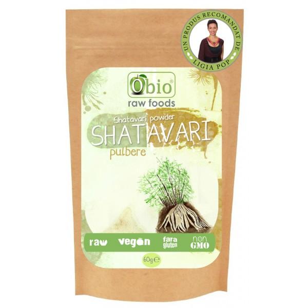Shatavari pulbere (60 grame)