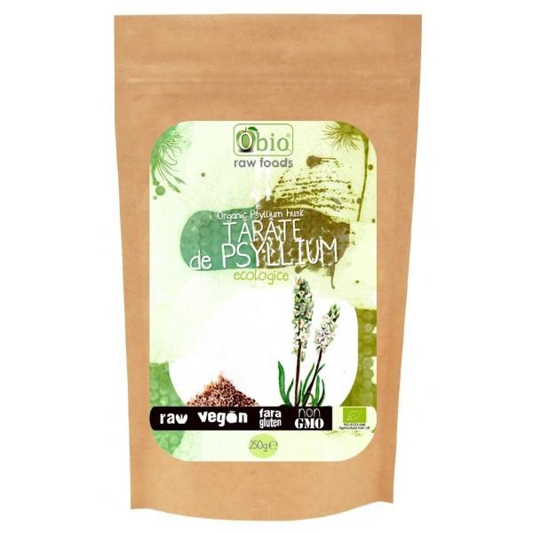 Tarate de psyllium bio (250 grame)