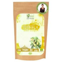 Triphala pulbere raw bio (125 grame)